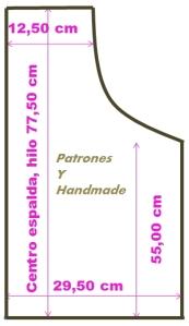 © Patrones y handmade by ahuetos