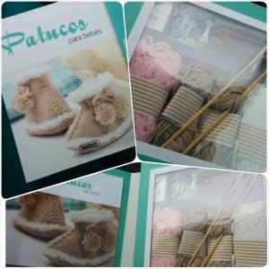 Patucos, tejer, patrón patucos Patrones y Handmade