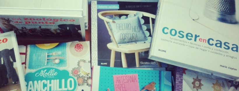 Revistas mollie, libros de costura