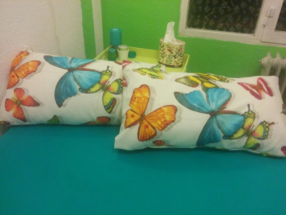 Hacer una funda de almohada – Patrones y Handmade