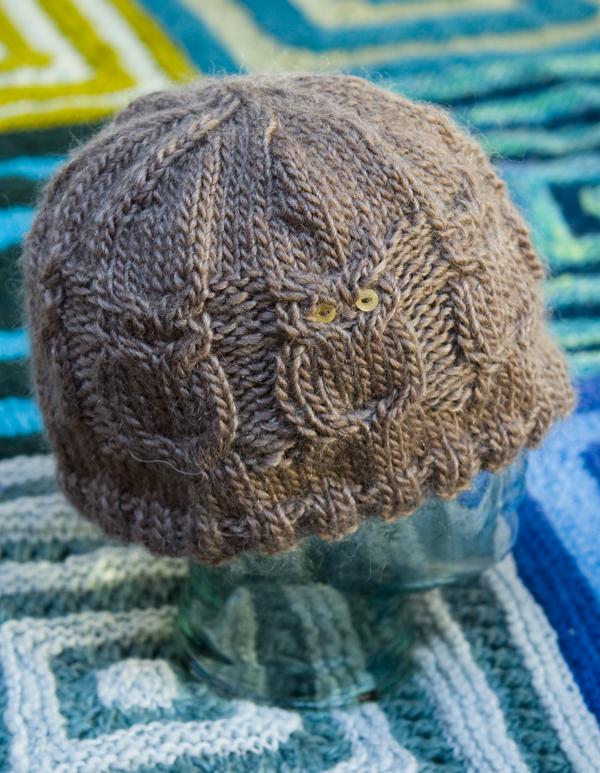 Punto: Tejiendo búhos con dos agujas – Patrones y Handmade